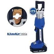 Инструмент для опрессовки кабельных наконечников KLAUKE EK354L фото