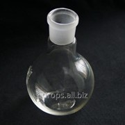 Плоскодонная колба 100 мл, шлиф горла 29/32 мм фото