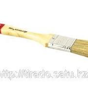 Кисть плоская Stayer Aqua-Standard, искусственная щетина, деревянная ручка, 50мм Код: 01032-050 фото