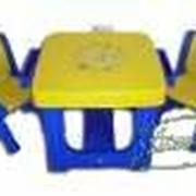 Столик с двумя стульчиками фото
