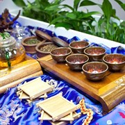 Китайский чайный бар фото