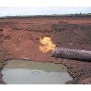Магистральный газопровод фото