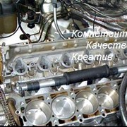 Моторный ремонт автомобилей, механообработка фото
