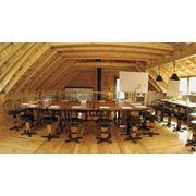 Удобные зал для конференций в гостинице фото