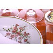Столовая фарфоровая посуда сервизы фото