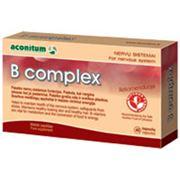 Биологически активная добавка B complex фото