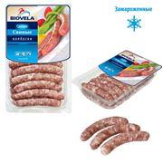 Свежие свиные колбаски