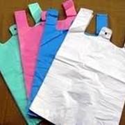 Изготовление полиэтиленовых пакетов, Полиэтиленовые цветные пакеты. фото