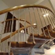 Спиральные лестницы фото