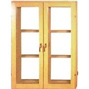 Финские деревянные окна фото