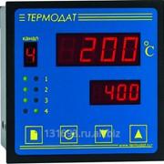 Измеритель температуры Термодат-11M5 - 3 универсальных входа, 3 реле, интерфейс RS485, архивная память