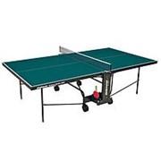 Теннисный стол Donic Indoor Roller 600 Green фото