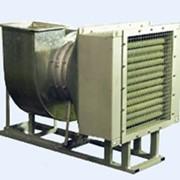 Электроустановки воздухонагревательные УВНЭ фото