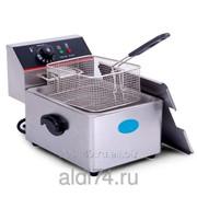 Фритюрница профессиональная электрическая TEF-8L фото
