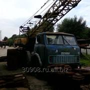 Автокран КС-3562Б фото