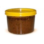 Мед с пергой 30% - 300 гр фото