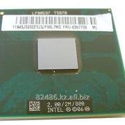 Процессор Intel Core 2DUO T5870 2.0/2M/800 фото