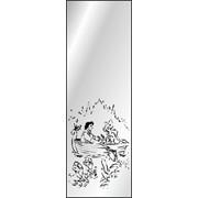 Обработка пескоструйная на 1 стекло артикул 4-05 фото