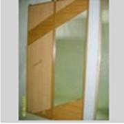 Двери-купе комбинированные фото