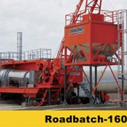 Асфальтобетонный завод Roadmaster 80-160 фото