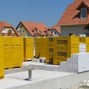 Стеновые блоки ИТОНГ (ytong) фото