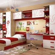 Детская комната Алфавит фото