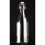 Бутылка стеклянная Грань 500 мл