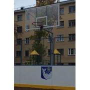 Стойки баскетбольные, щиты фото