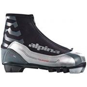 Ботинки беговые лыжные Alpina T10 silver black 42 фото