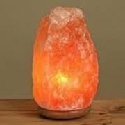 Солевая лампа Скала 4-5 кг. NL-4-5 фото