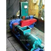 Станок для топливных брикетов фото