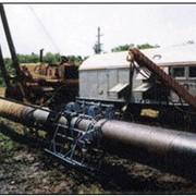 Оборудование для удаления изоляционного Покрытия с поверхности трубопроводов фото