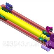 Гидроцилиндр 2КМ700.01.04.100-02 фото