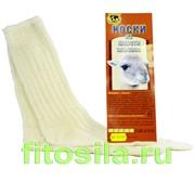 Носки из шерсти Альпака, размер 25 фото