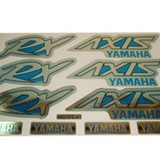 Наклейка MOTPZ-41 AXIS RX - фото