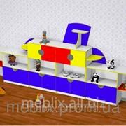 Детская стенка кораблик фото