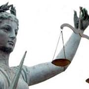 Ведение дел в гражданском и уголовном процессе, адвокатские услуги, Луганская область фото