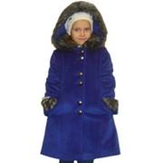 Пальто для девочки Полина фото