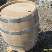 Заливная бочка на 100 литров для вина, коньяка из плотного краснодарского скального дуба фото