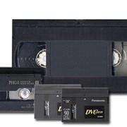 Оцифровка видеокассет любого типа фото