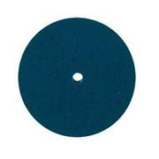 Резинка силиконовая б/д (синяя шлифов) колесо 502,22*1 фото