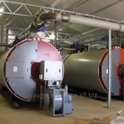 Система отопления тепличных комплексов фото
