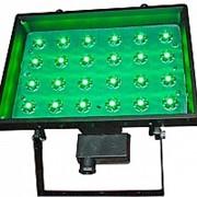 Прожектор светодиодный ПСБ 30-220-1з (зеленый для подсветки ёлок) фото