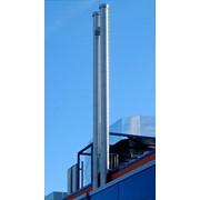 Дымовые трубы FSA, промышленные дымоходы фото