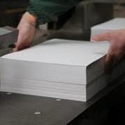 Резка бумаги ЦЕНА КИЕВ УКРАИНА фото
