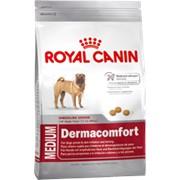 Корм для собак Royal Canin Medium Dermacomfort 10 кг фото