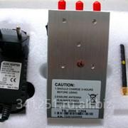 GSM, CDMA, 3G, GPS Глушилка - подавитель сигнала на 20м фото