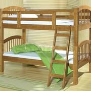 Детская двухъярусная кровать Растишка фото
