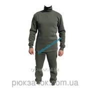 Термобелье толстое с начесом, Комплект теплого белья Украина фото