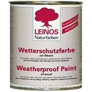 Атмосферостойкая краска на основе масла, арт. 850, фото